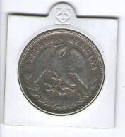 MEXICO  1 PESO  1903  Mo AM    SILVER COIN - Mexico
