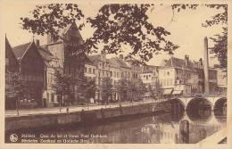 Malines - Quai Du Sel Et Vieux Pont Gothique Mechelen - Zoutkaai En Gotische Brug - Malines