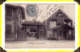 CP  N°...    LA VARENNE SAINT HILAIRE ..    Ecu De France   ..  94 VAL DE MARNE - Saint Maur Des Fosses