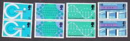 Great Britain, Scott #601-604, Mint Never Hinged, Advancements Of Post Office, Issued 1969 - 1952-.... (Elizabeth II)