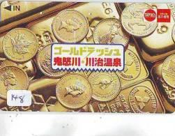 Télécarte JAPON * Billet De Banque (148) Notes Money Banknote Bill * Bankbiljet Japan * Coins * MUNTEN * CANADA - Timbres & Monnaies