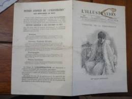 Sarah Bernard Théatre De La Renaissance 3 Novembre 1897 La Dame Aux Camélias Publicité De L'Illustration - Programmes