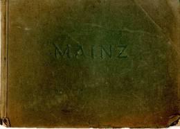 MAINZ  -  LIVRE 15 PAGES   -  15 IMAGES DE MEINZ - Photography