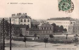 "BELFORT "" L'hopital Militaire"" - Belfort - Ville"