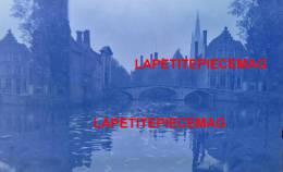Plaque Négative Début 20eme Siècle. Belgique / Bruges  (province De Flandre-Orientale) - Plaques De Verre