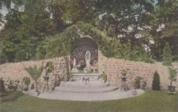 New Jersey Haledon Shrine Of Our Lady Lourdes Albertype