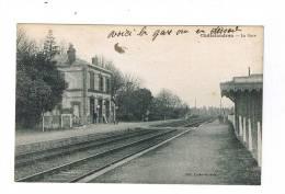 CHATELAUDREN  -  La  Gare - Châtelaudren