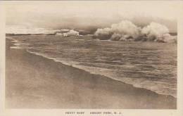 New Jersey Asbury Park Heavy Surf Albertype