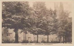 New Jersey Princeton Princeton University Holder Hall Albertype