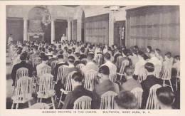 New York West Park Wiltwyck Morning Prayers In The Chapel Albert