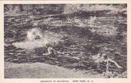 New York West Park Swimming At Wiltwyck Albertype