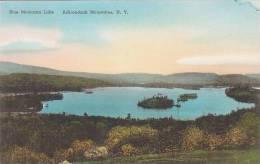 New York Adirondack Mountains Blue Mountain Lake Albertype