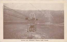 New York Canada Aerocar Over Whirlpool Niagara Falls Albertype