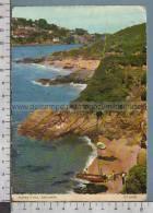 S85 SALCOMBE SUNNY COVE VG SB Creases - Inghilterra
