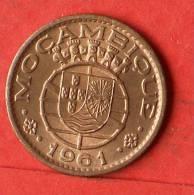 MOZAMBIQUE  20  CENTAVOS  1961   KM# 85  -    (1466) - Mozambique