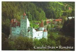 CPM De Roumanie   Castelul Bran - Rumania