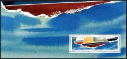 T-0147- Bloc Souvenir N° 23, Fédération Internationale De Voile 1907-2007, Timbre N° 4050. - Blocs Souvenir