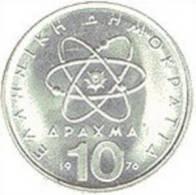 Griechenland - 10 Drachmen 1976 - KM 119 - Vz - Griechenland