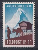 FP 144 - FELDPOST GEB.BR.11 Neuf - Vignettes