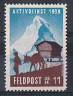 FP 144 - FELDPOST GEB.BR.11 Neuf - Poste Militaire