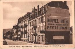 Nouvel Hotel - Gerardmer Boulevard Kelsch - Gerardmer