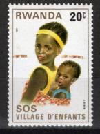 RWANDA - 1981 YT 984 ** - Rwanda