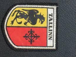 Soviet ESTLAND Estonia Estonie Emblem Tallinn Reval Ca 1980 - Theatre, Fancy Dresses & Costumes
