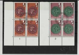 ==SCHWEIZ  4BLOCK*2 1981 - Blocks & Kleinbögen
