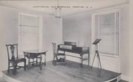 New Jersey Trenton Auditorium Old Barracks Artvue