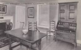 New Jersey Trenton General Washington Chapter Room Old Barracks