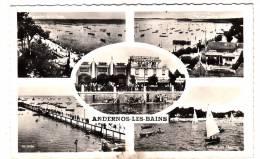 33 - Andernos Les Bains - Multi-vues - Editeur: Artaud - Andernos-les-Bains