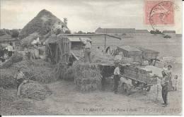 485  -  EPEAUTROLLES  -  En Beauce. - La Presse à Paille - Other Municipalities