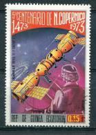 Guinée Equatoriale 1974 - YT 41 (o) - Nicolas Copernic - Guinée Equatoriale