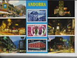 VALLS D`ANDORRA  DIFERENTES VISTAS  DIFERENTS VIEW      OHL - Andorra