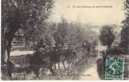 Un Coin Pittoresque De MONTDIDIER . 6 - Montdidier