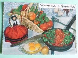 Recette De La PIPERRADE - Recettes (cuisine)