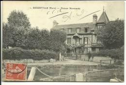 BEUZEVILLE - Maison Normande - Other Municipalities