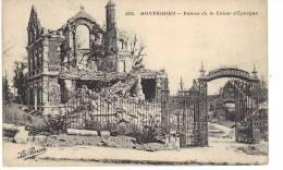 3595 - MONTDIDIER - Ruines De La Caisse D'Epargne - Montdidier