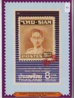 BANGKOK WORLD PHILATELIC EXHIBITION 1993  THAILANDIA  THE DFINITIVE ISSUE  PICTURING   OHL - Evenementen