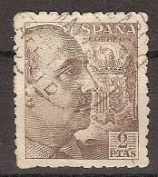 España U 0932 (o) Franco - 1931-50 Gebraucht