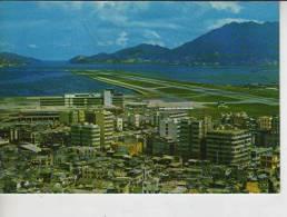 KAI TAK AIRPORT  AEROPUERTO  HONG KONG       OHL - China (Hongkong)