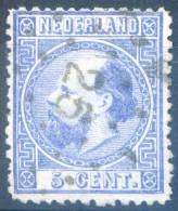 Y&T :   N°   7 - 1852-1890 (Guillaume III)