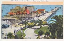 Sant Monica  PLEASURE  PIER  *  1910-20 - Los Angeles