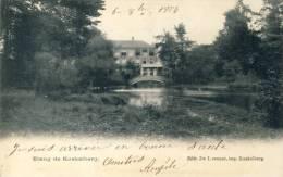 Koekelberg - L'Etang - Restaurant -1904 ( voir verso )