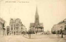 Jette St. Pierre - Place Cardinal Mercier ( Voir Verso ) - Jette
