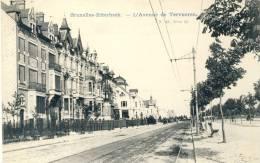 Etterbeek - L'Avenue De Tervueren  ( Voir Verso ) - Etterbeek