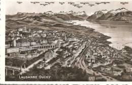 Cpsm Ouchy - Svizzera