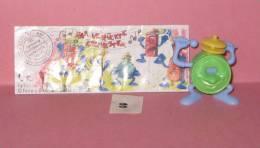 1996 Kinder Allemand Das Verruckte Orchester 655546 + BPZ - Inzetting