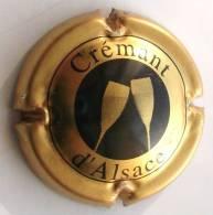 CAPSULE MUSELET CREMANT D ALSACE NO CHAMPAGNE - Capsules