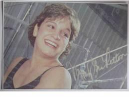Gymnastique - Mary - Lou RETTON - Dédicace - Hand Signed - Autographe Authentique  - - Gymnastiek
